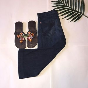 7FAMK Crop Jeans (Re-Posh)